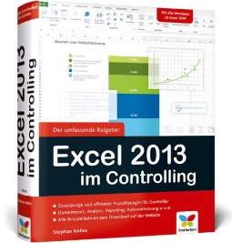 Autor Stephan Nelles | Excel im Controlling Buch